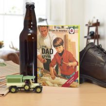 The Dad - A Personalised Ladybird Book
